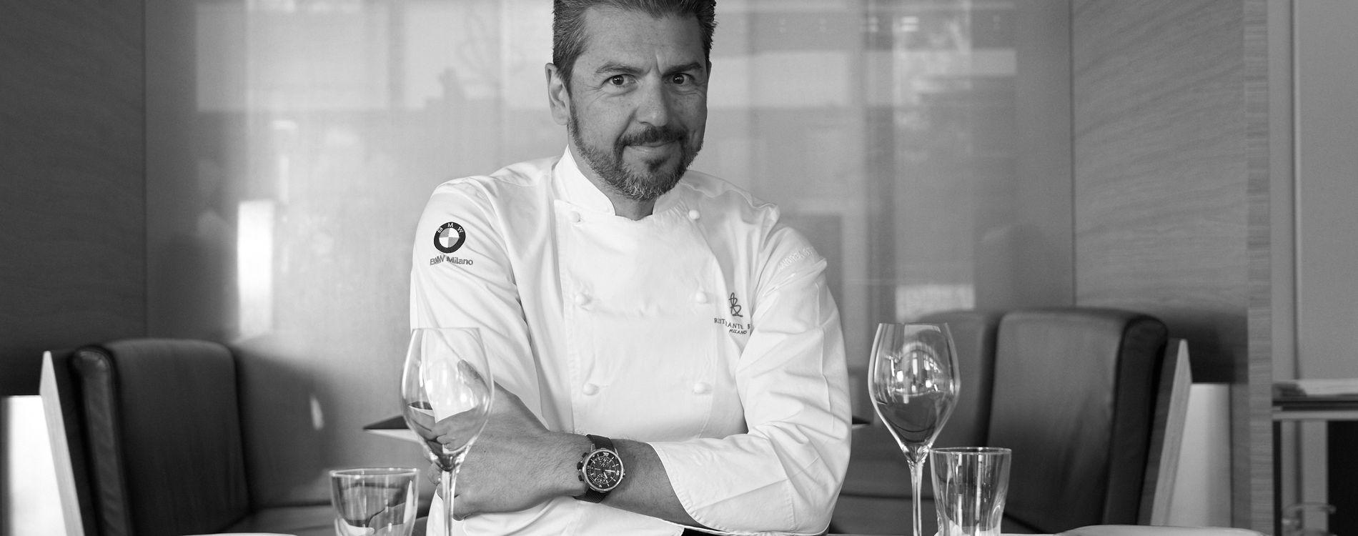 Chef Berton - Hôtel de Paris Monte-Carlo