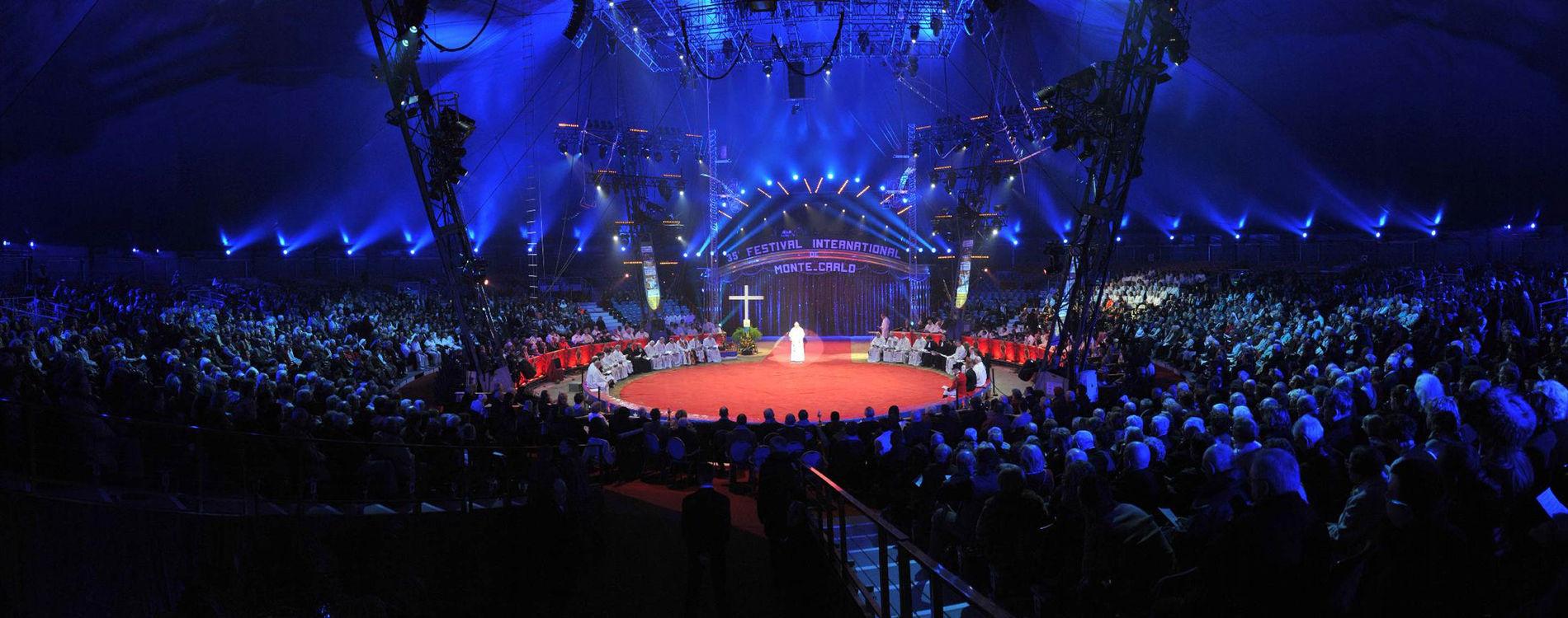 Le Festival du Cirque Monte-Carlo