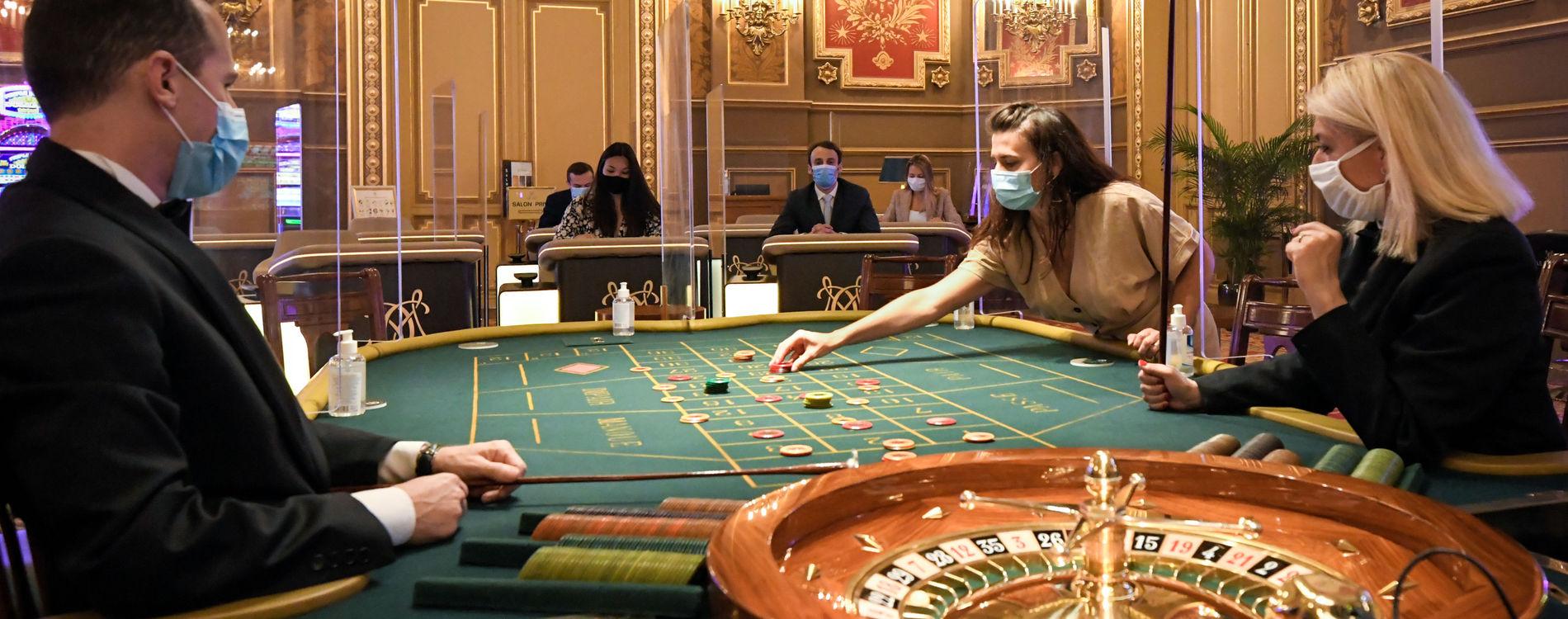 The French Live Roulette at the Casino de Monte-Carlo | Monte-Carlo Société des Bains de Mer