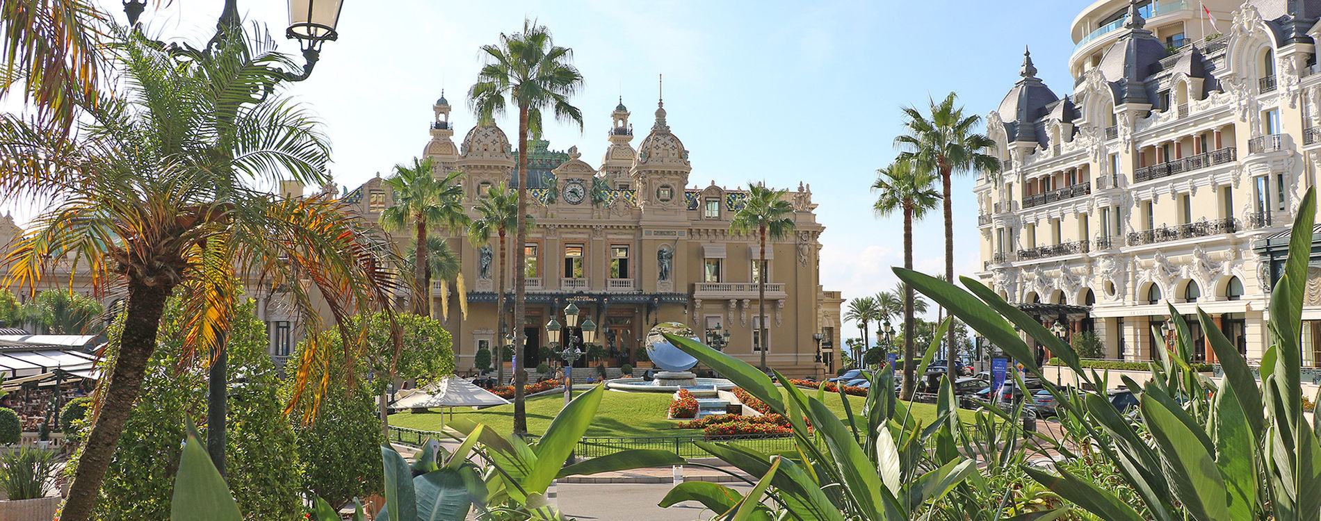 Jardins des Boulingrins in Monaco | Monte-Carlo Société des ...