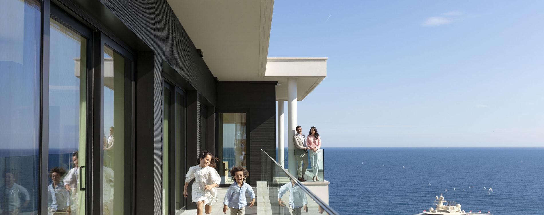 Dossier Les enfants à Monaco