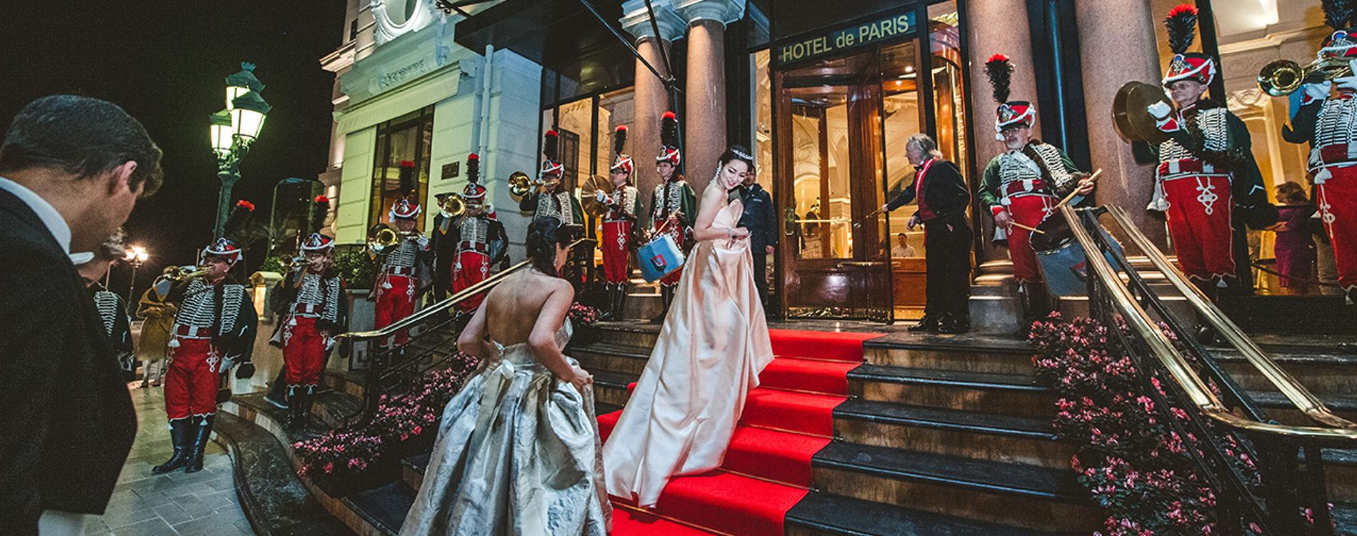 Le Grand Bal des Princes et Princesses Monte-Carlo Monaco