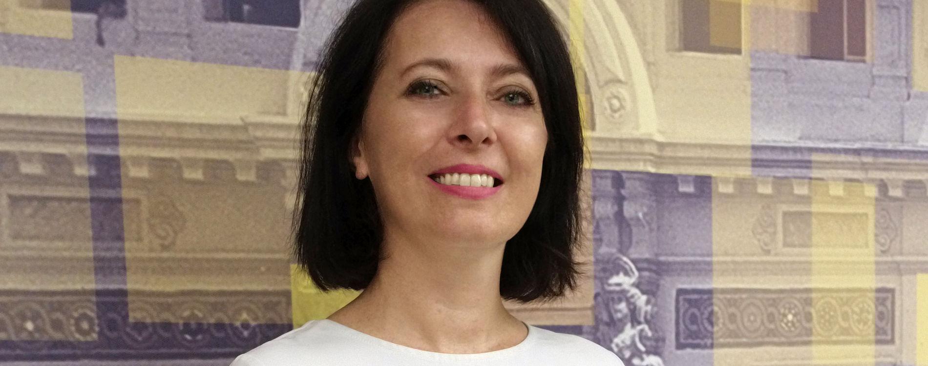 Dolly Bascou responsable adjointe service marketing SBM Monaco