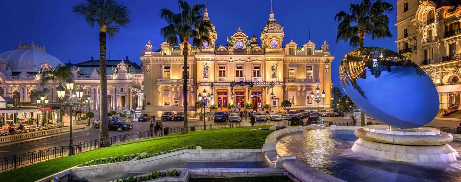 La Place du Casino