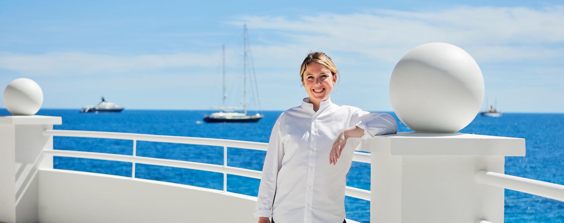 Monte-Carlo Beach Restaurant Elsa - Manon Fleury