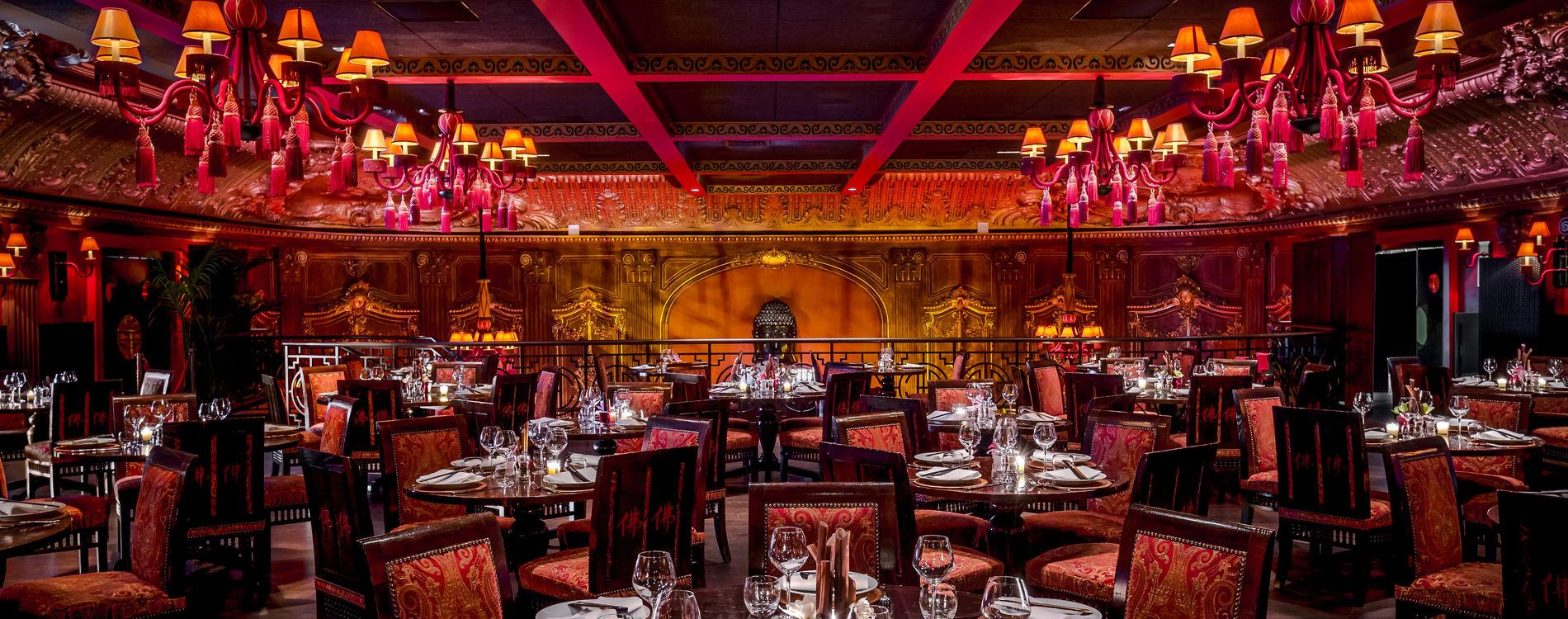 Buddha Bar - Restaurant