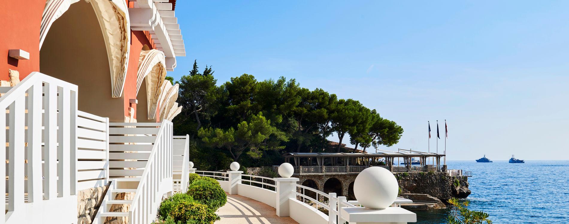 Monte-Carlo Beach - Chambre Exclusive - Vue Mer