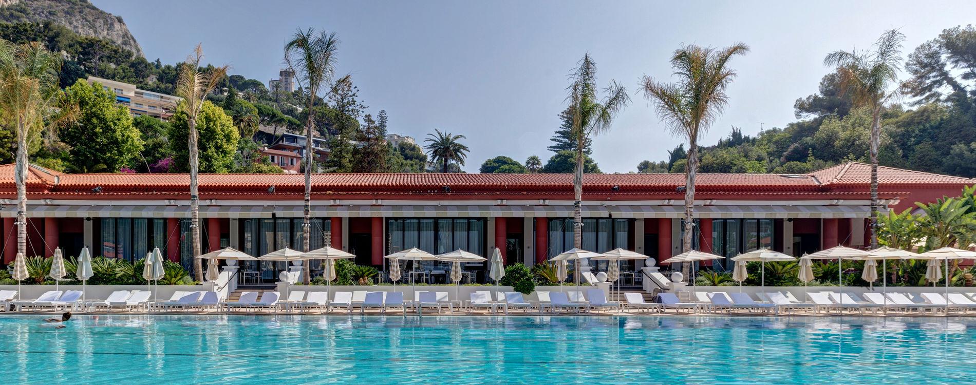 Monte-Carlo Beach - Restaurant - Le Deck