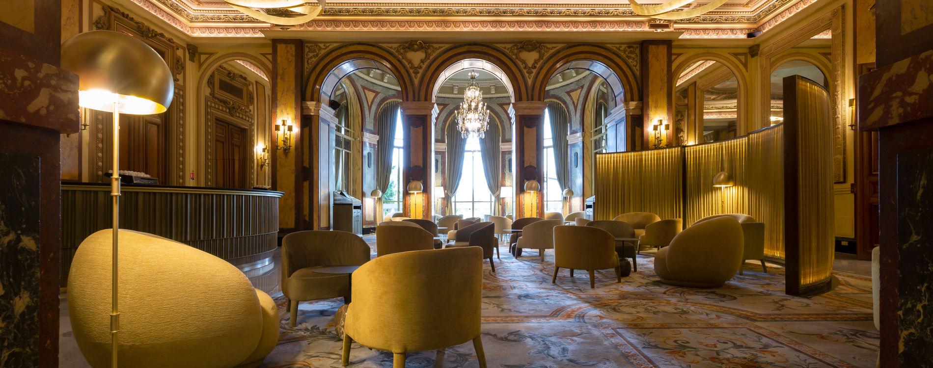 Casino de Monte-Carlo - Café de La Rotonde - 2019