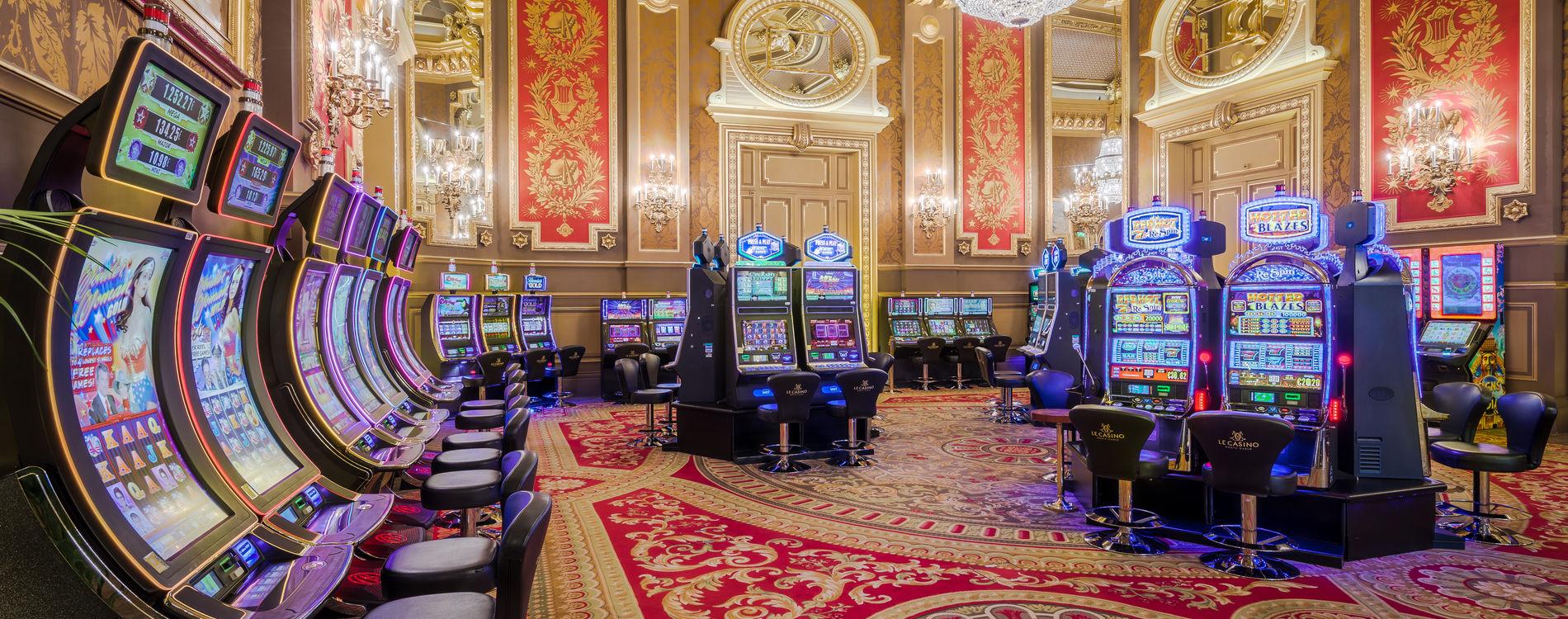 Casino de Monte-Carlo - Salon de jeu