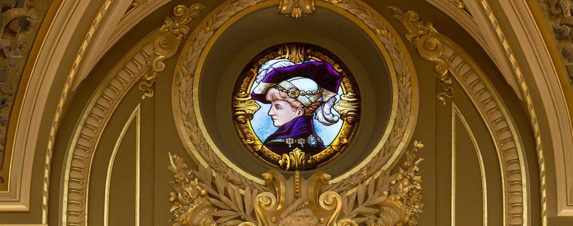 Casino de Monte-Carlo - Salon Touzet