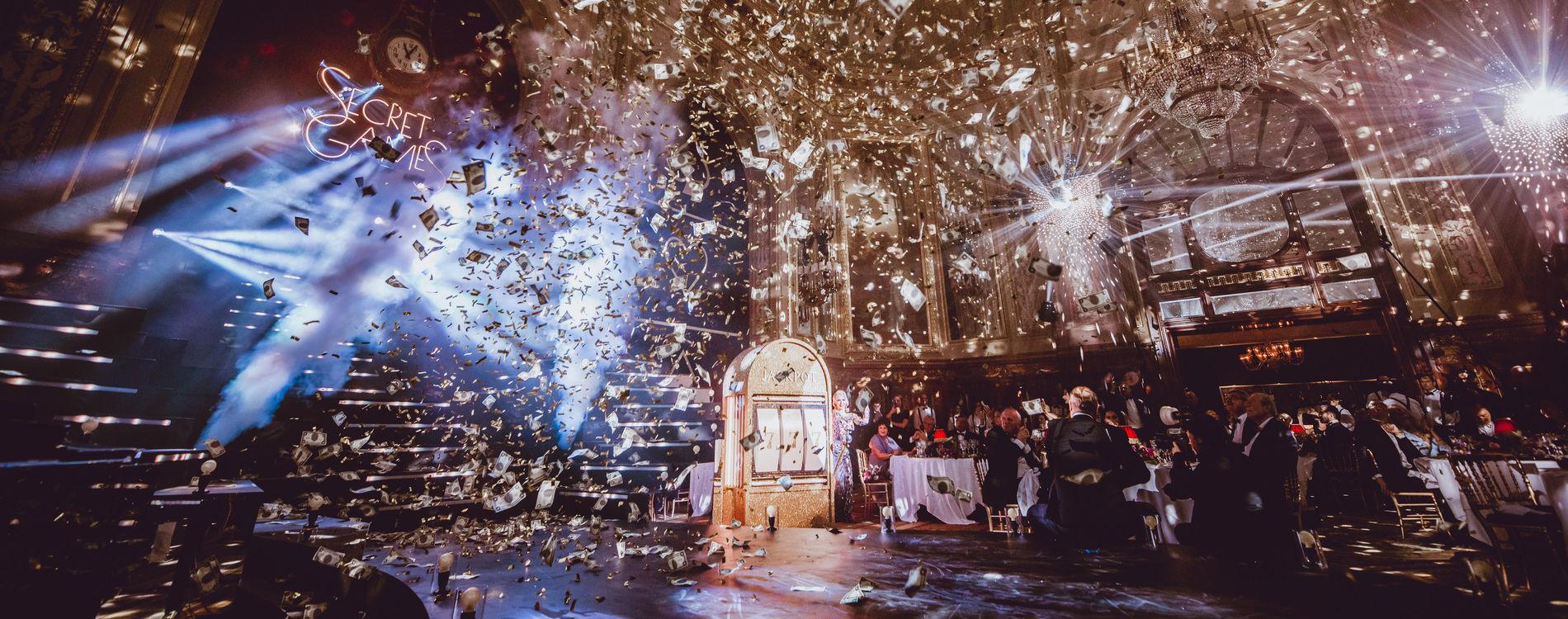 Les plus belles soirées à Monaco