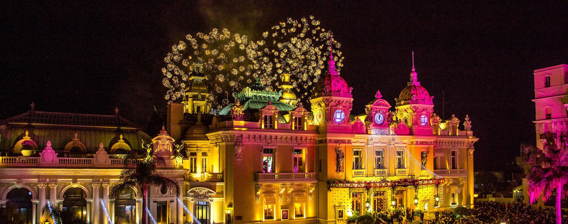 Casino de Monte-Carlo - Evenement spécial - Noël