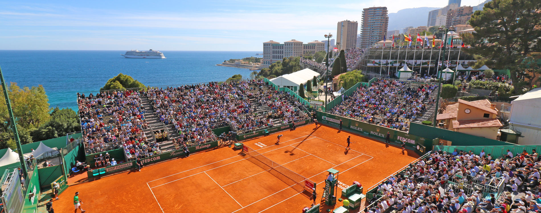Monte-Carlo Country Club - Monte-Carlo Rolex Masters