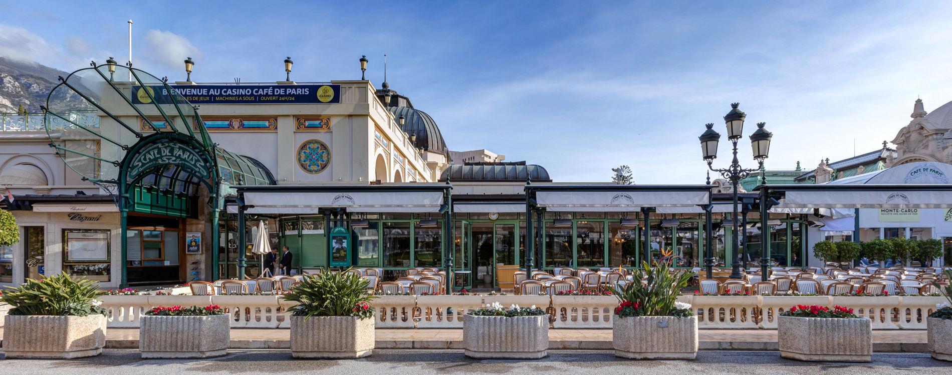 Le Café de Paris - La Brasserie