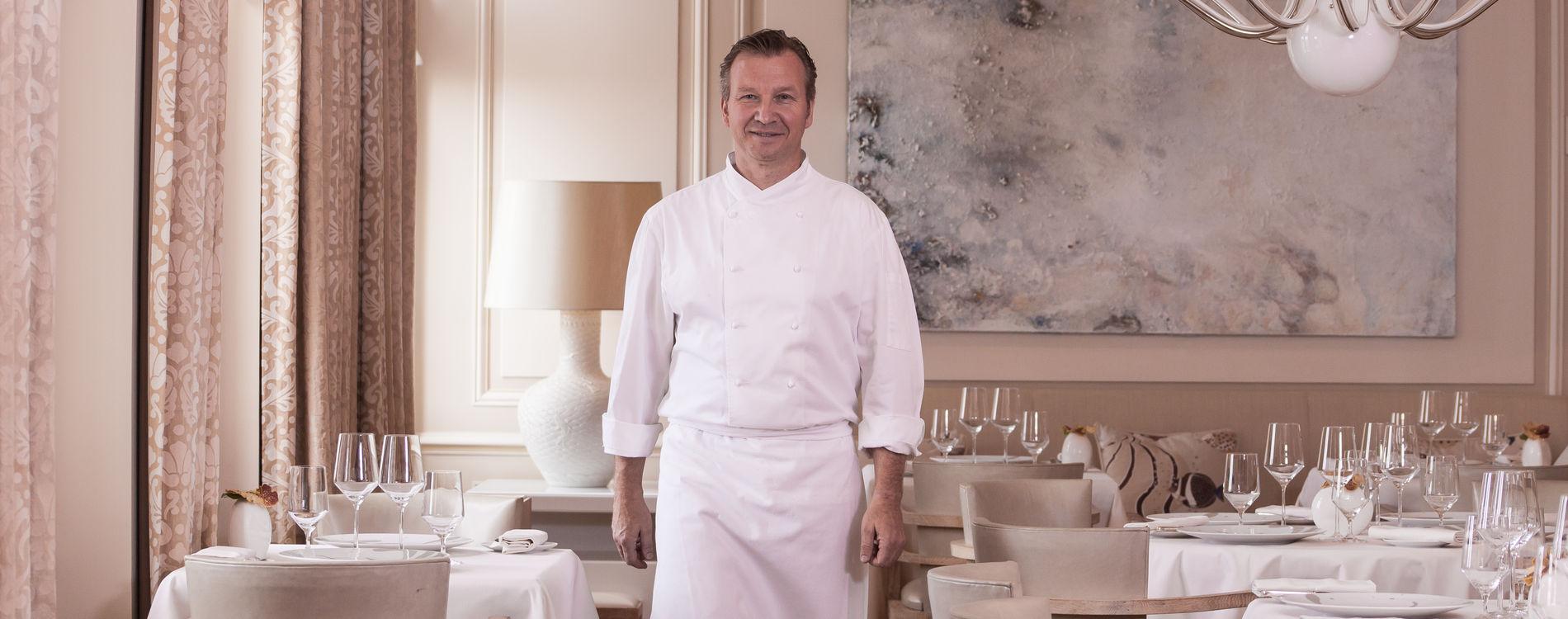 Hôtel Hermitage - Chef Benoît Witz