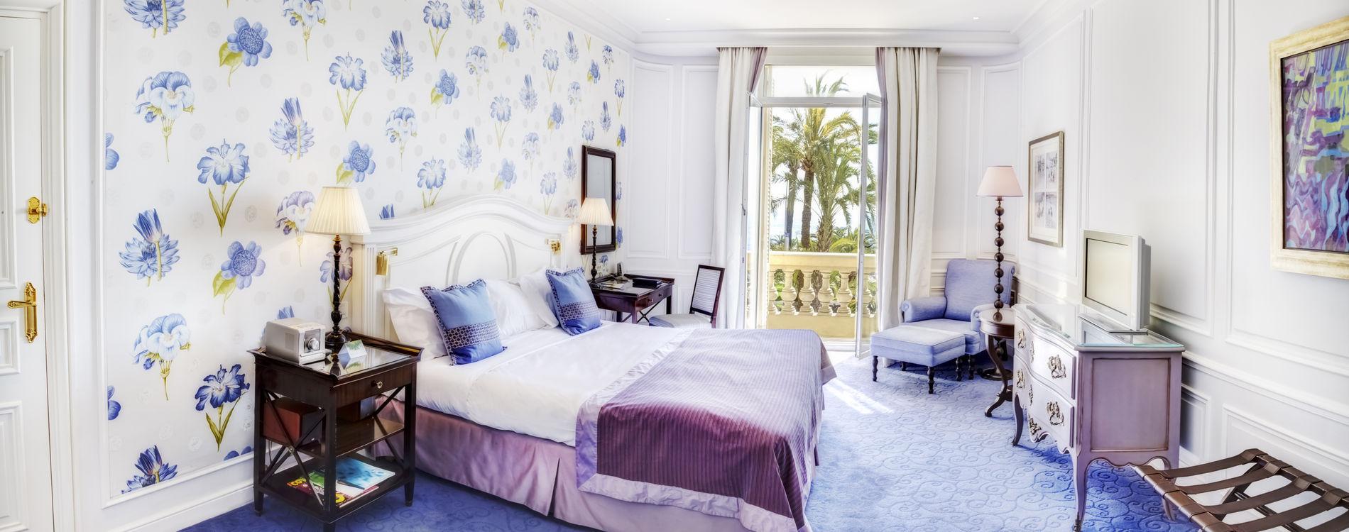 Hôtel Hermitage - Chambre Exclusive – vue mer