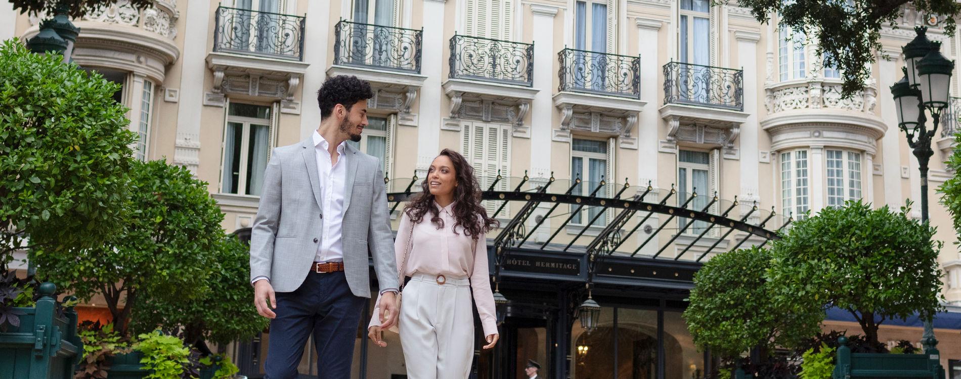 Hôtel Hermitage - Instant Romantique