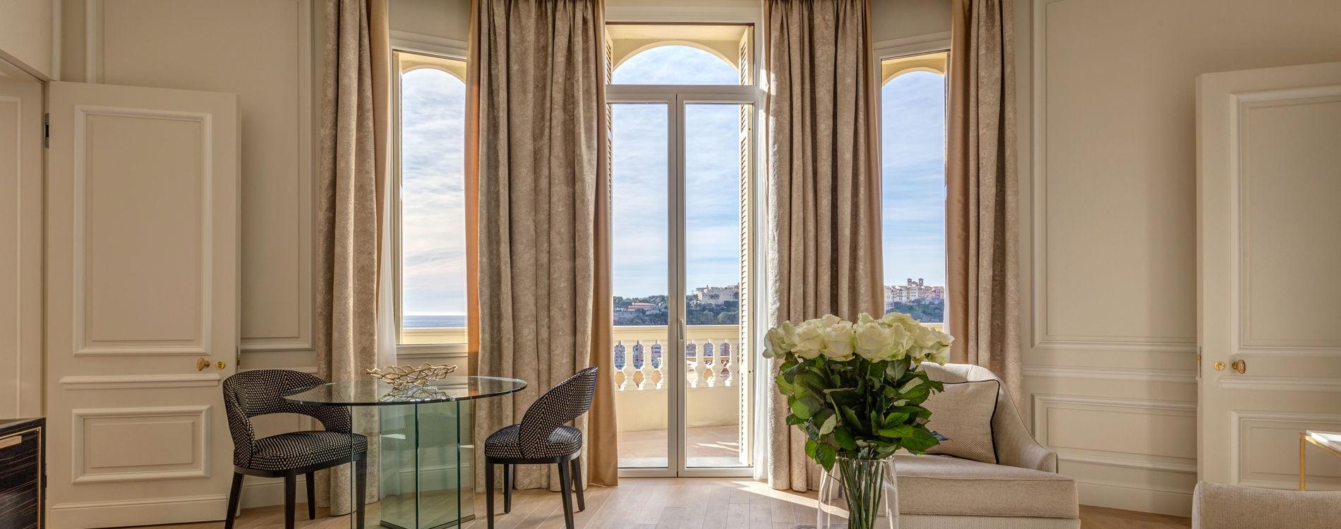 Hôtel Hermitage - Diamond Suite « Riviera »