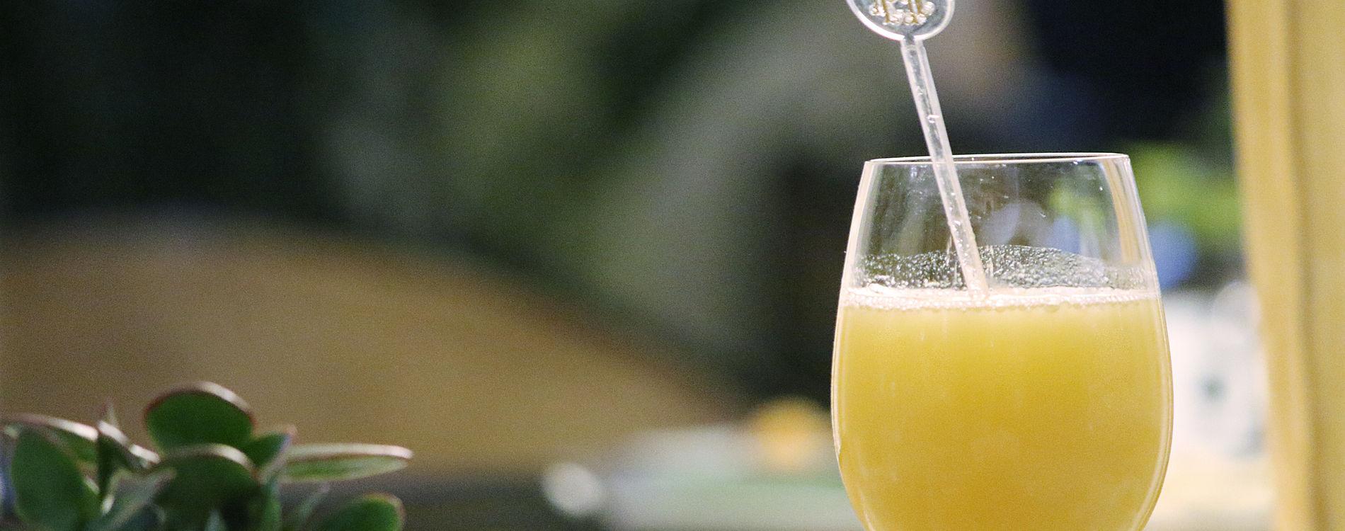 eaux jus infusés - recette limun bar