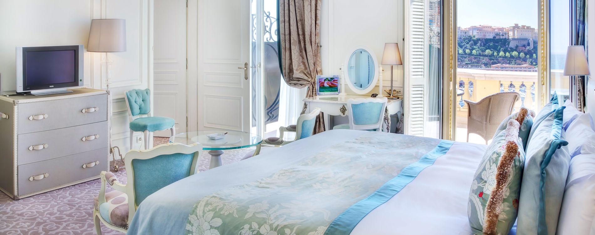 Hôtel Hermitage - Chambres