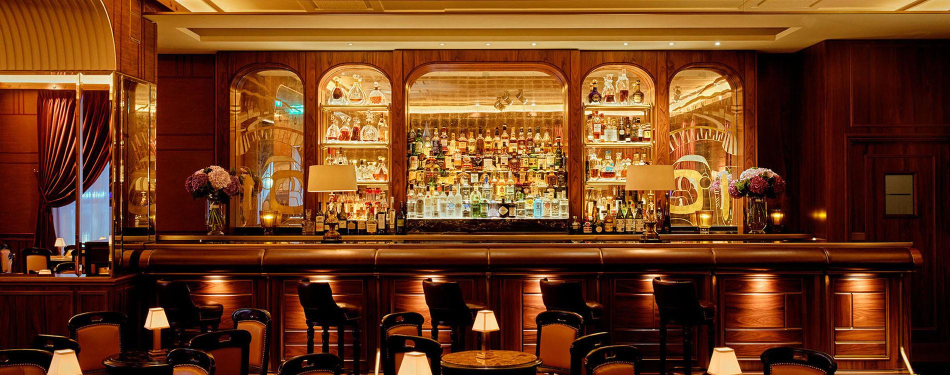 The Bar Américain Monaco | Monte-Carlo Société des Bains de Mer