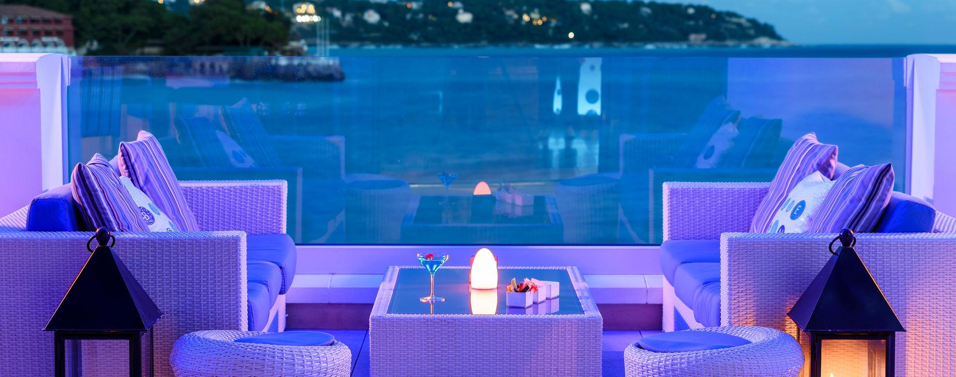 Monte-Carlo Bay - Blue Gin Bar