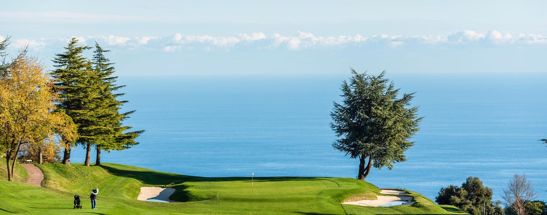 Monte-Carlo Golf Club - Parcours