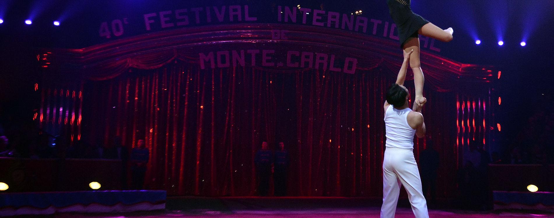 Monaco - Evénement Spécial - Festival International du Cirque de Monte-Carlo