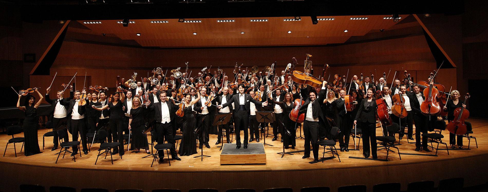 Monaco - Orchestre Philharmonique Monte-Carlo - Auditorium Rainier III