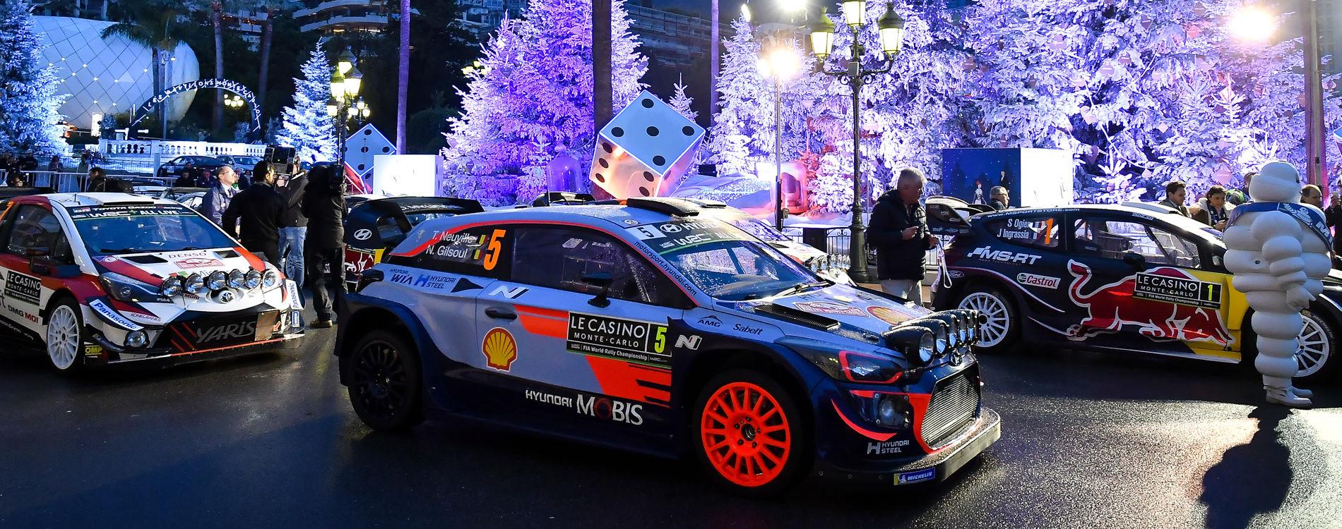 Monaco - Evènement - 86ème Rallye de Monte-Carlo 2018