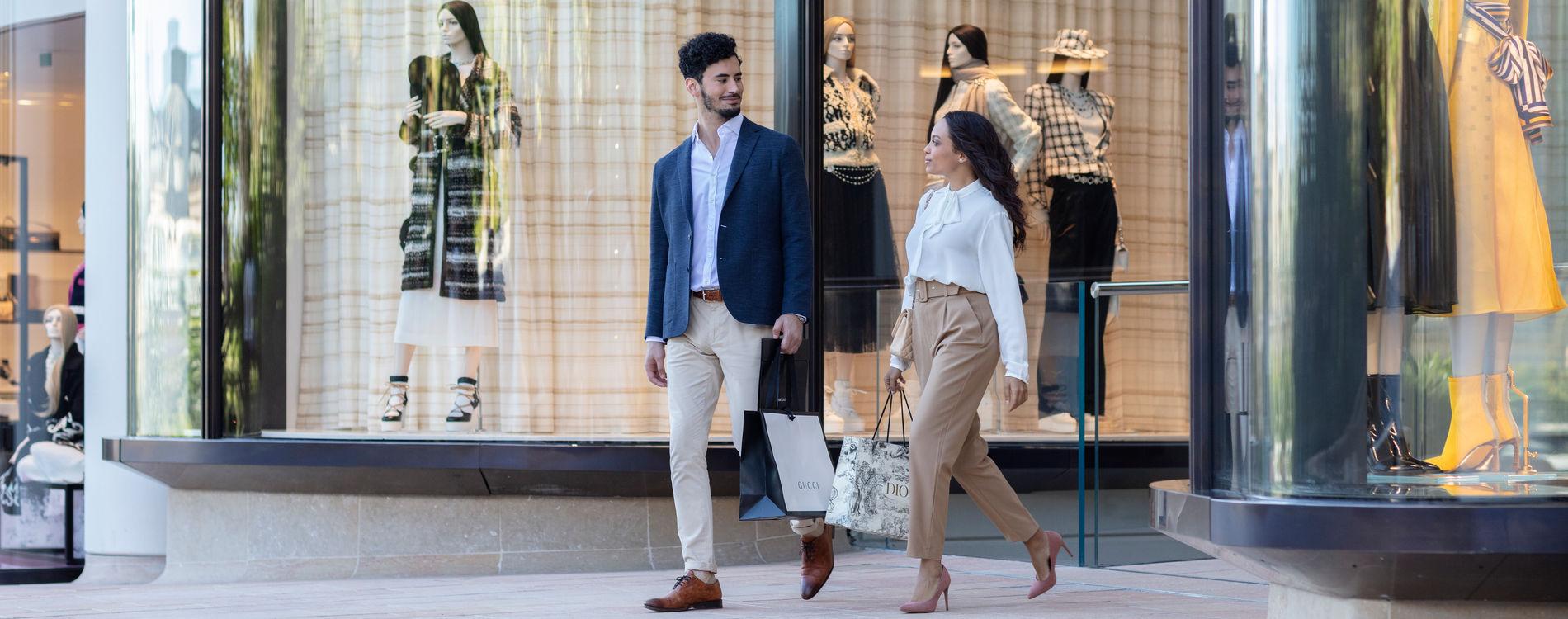 Shopping Saint Valentin à Monaco
