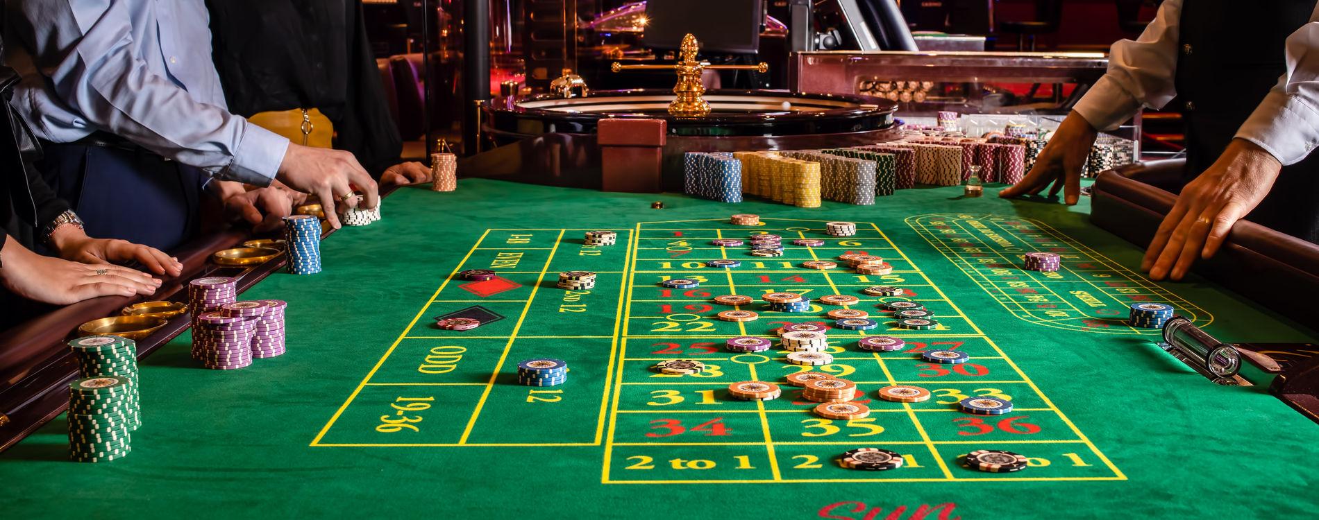 English roulette in Monaco | Monte-Carlo Société des Bains de Mer