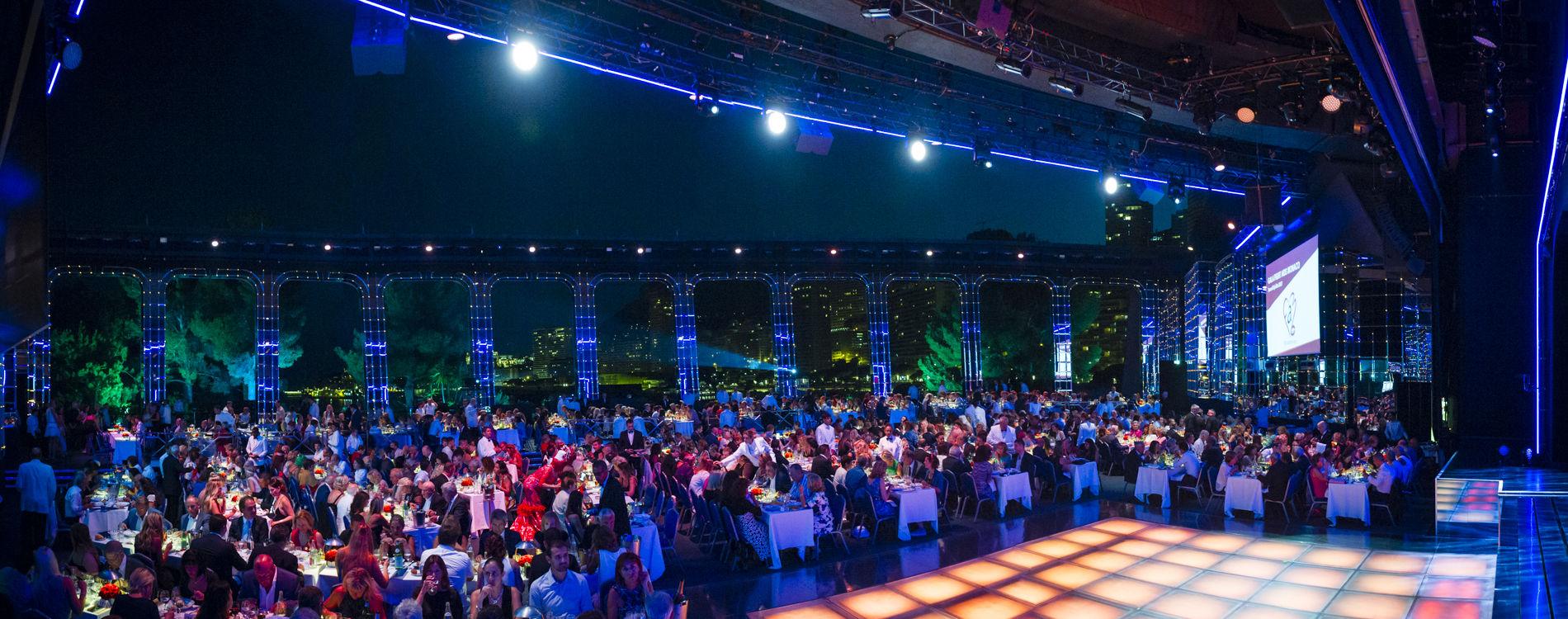 Sporting - Salles des Etoiles - Evènement Spécial - Gala