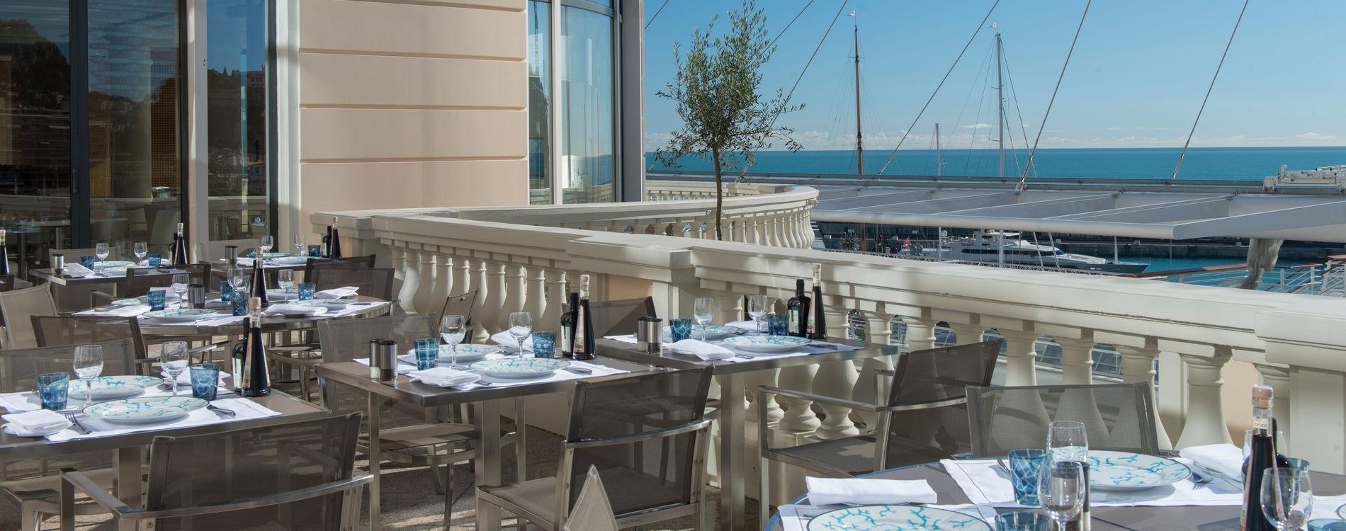 Salle De Bain Chocolat Turquoise l'hirondelle and its terrace in monaco | monte-carlo société