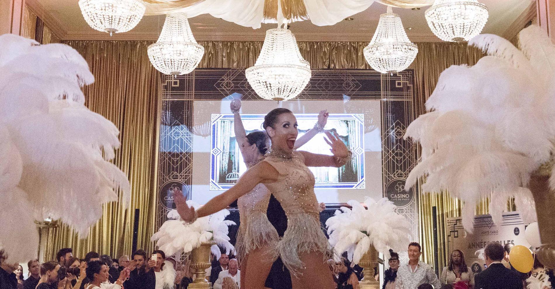 Les Soirées du Casino Café de Paris