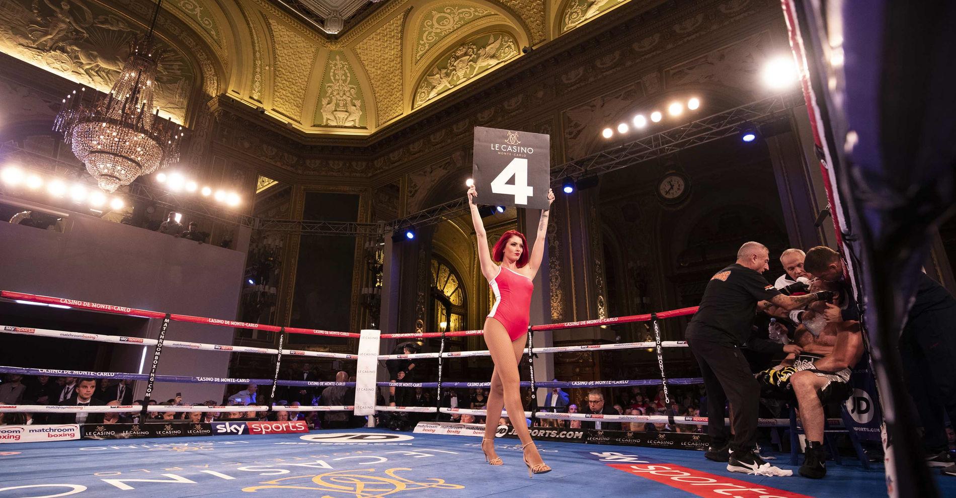 Monte-Carlo Boxing Bonanza Casino de Monte-Carlo Monaco