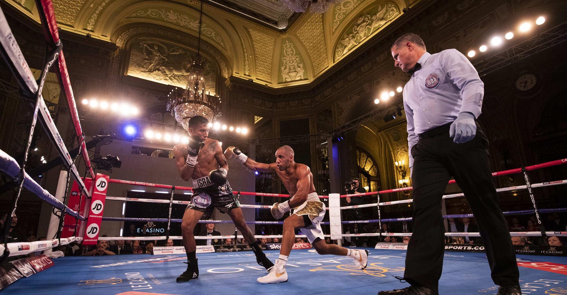 Monte-Carlo Boxing Bonanza Casino de Monte-Carlo Monaco Yafai Gonzales