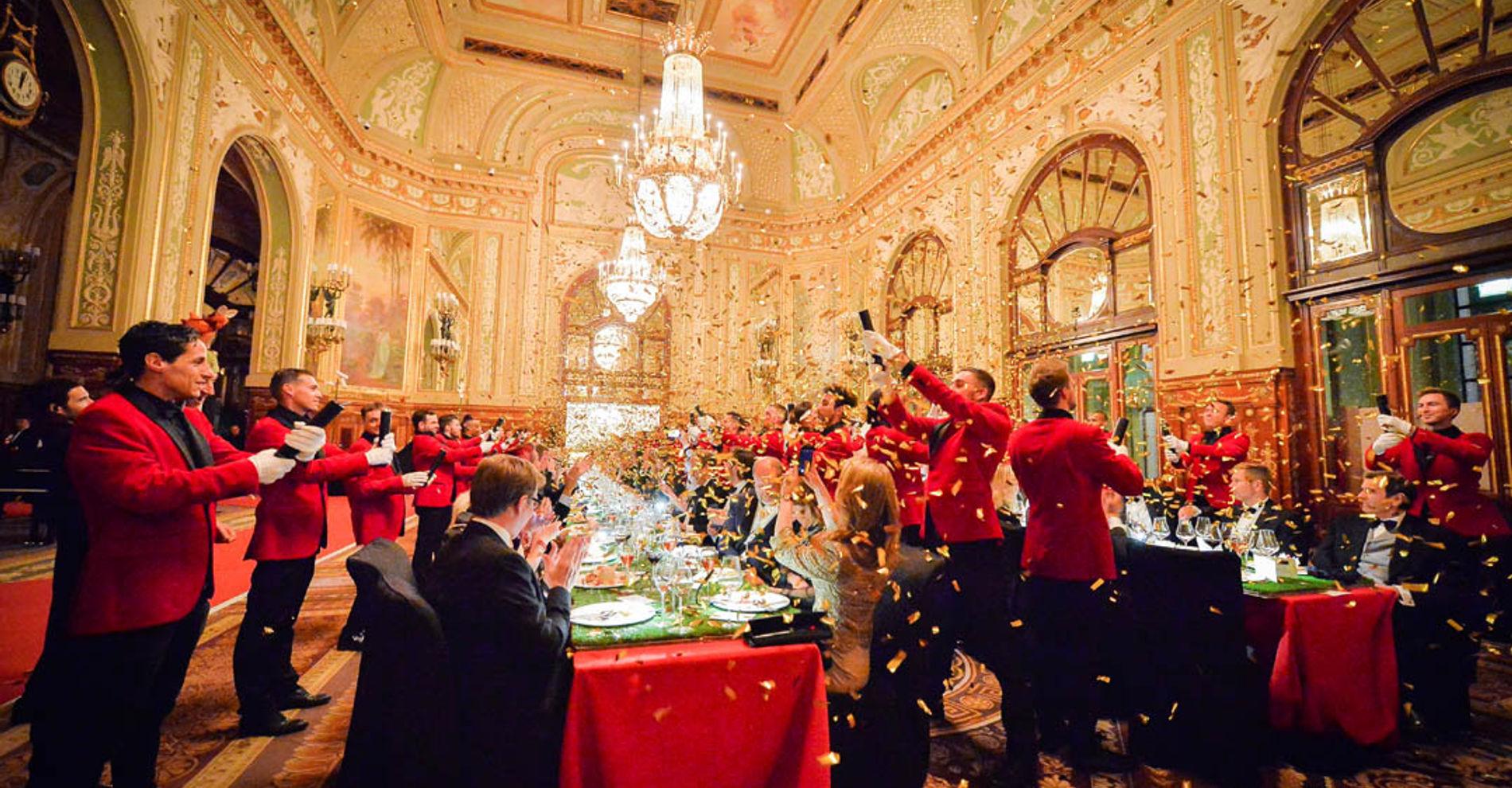 Soirées d'exception Casino Monte-Carlo