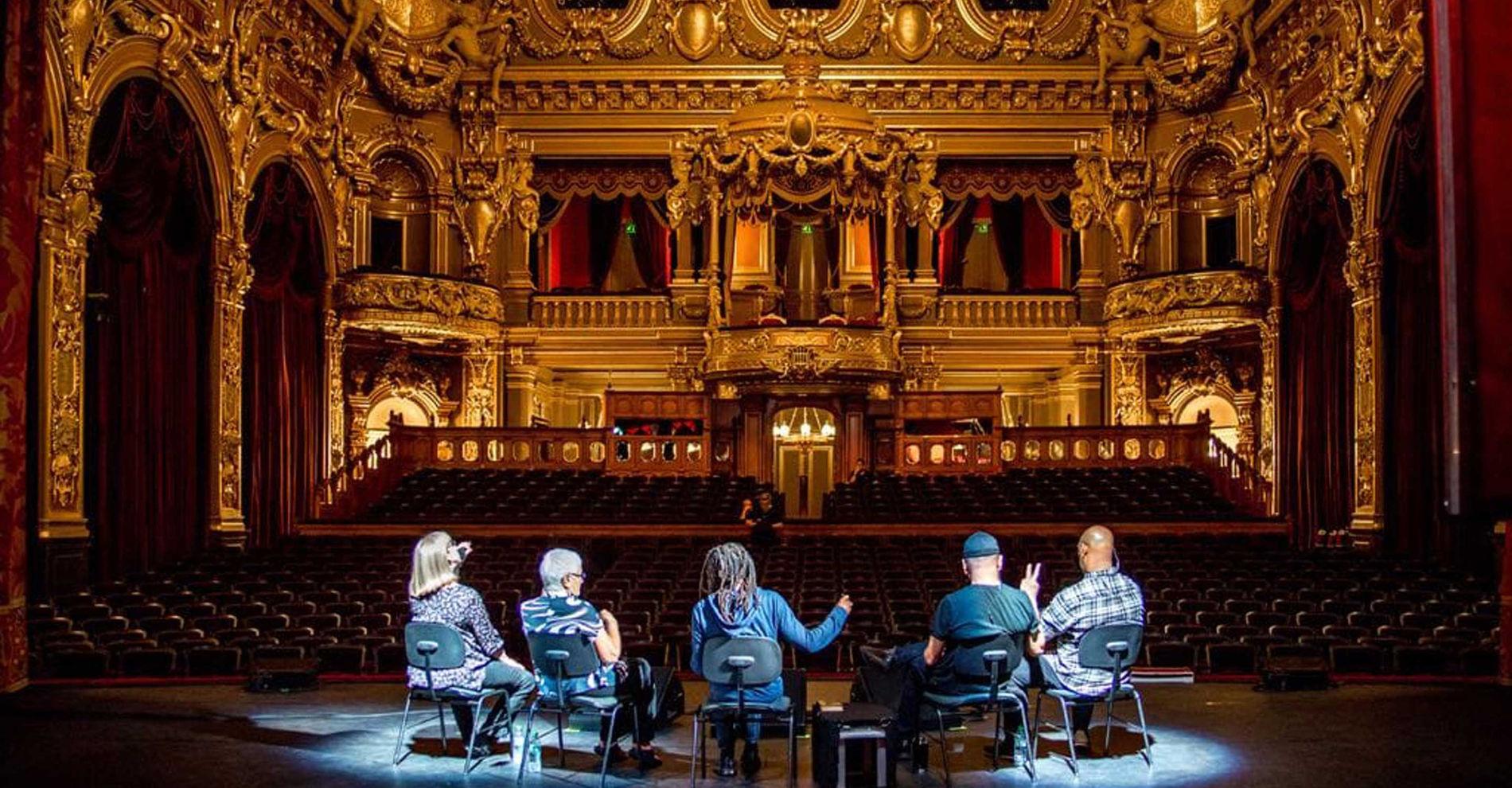 Opera Garnier Monte-Carlo Monaco Monte-Carlo Jazz Festival Bobby McFerrin