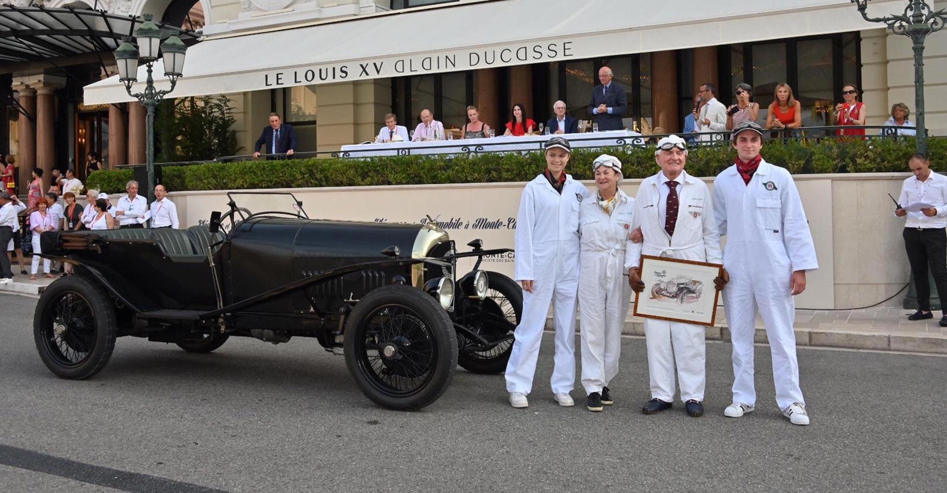 Elegance et Automobile à Monte-Carlo 2019