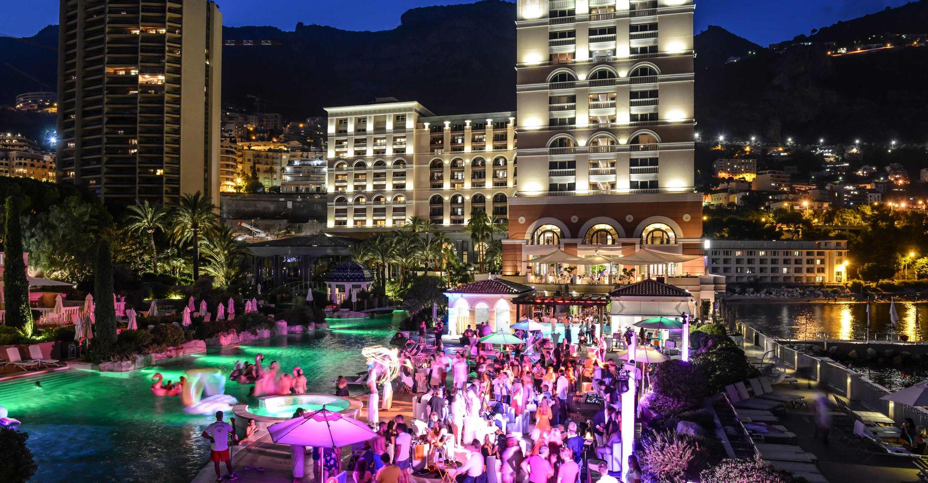 Soirée Monaco