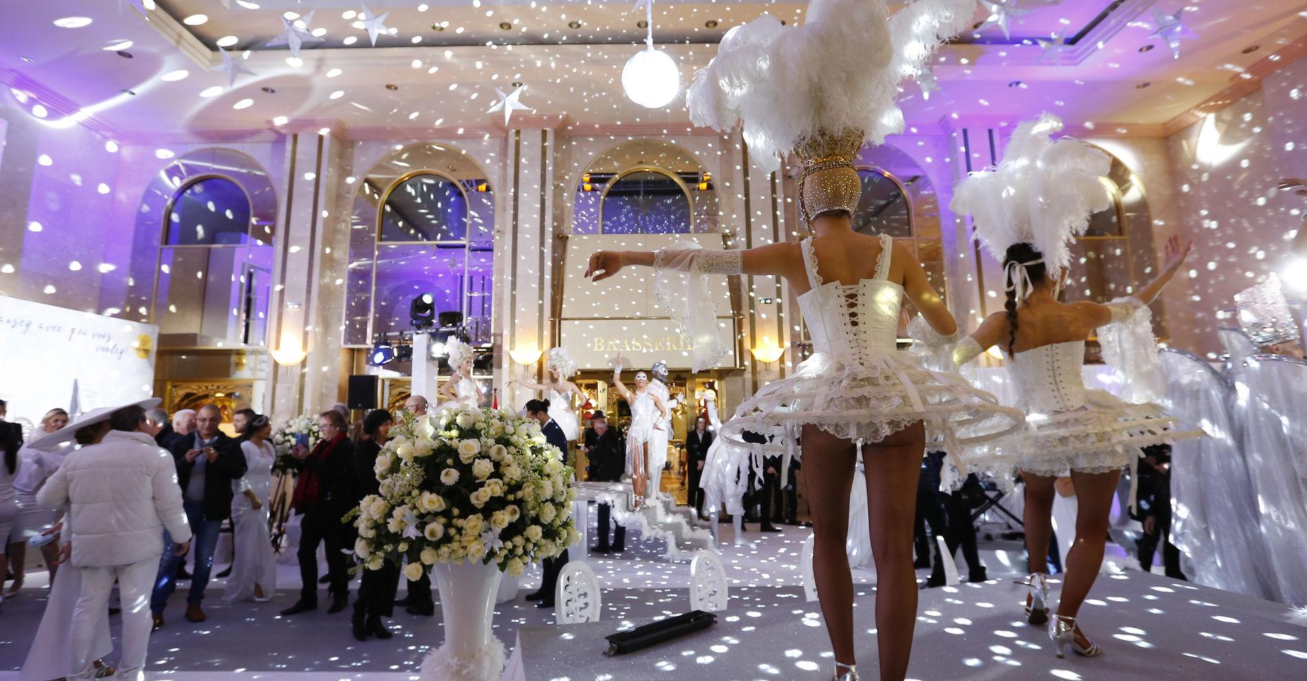 Casino Café de Paris - Evénement Spécial - Soirée Winter Chic