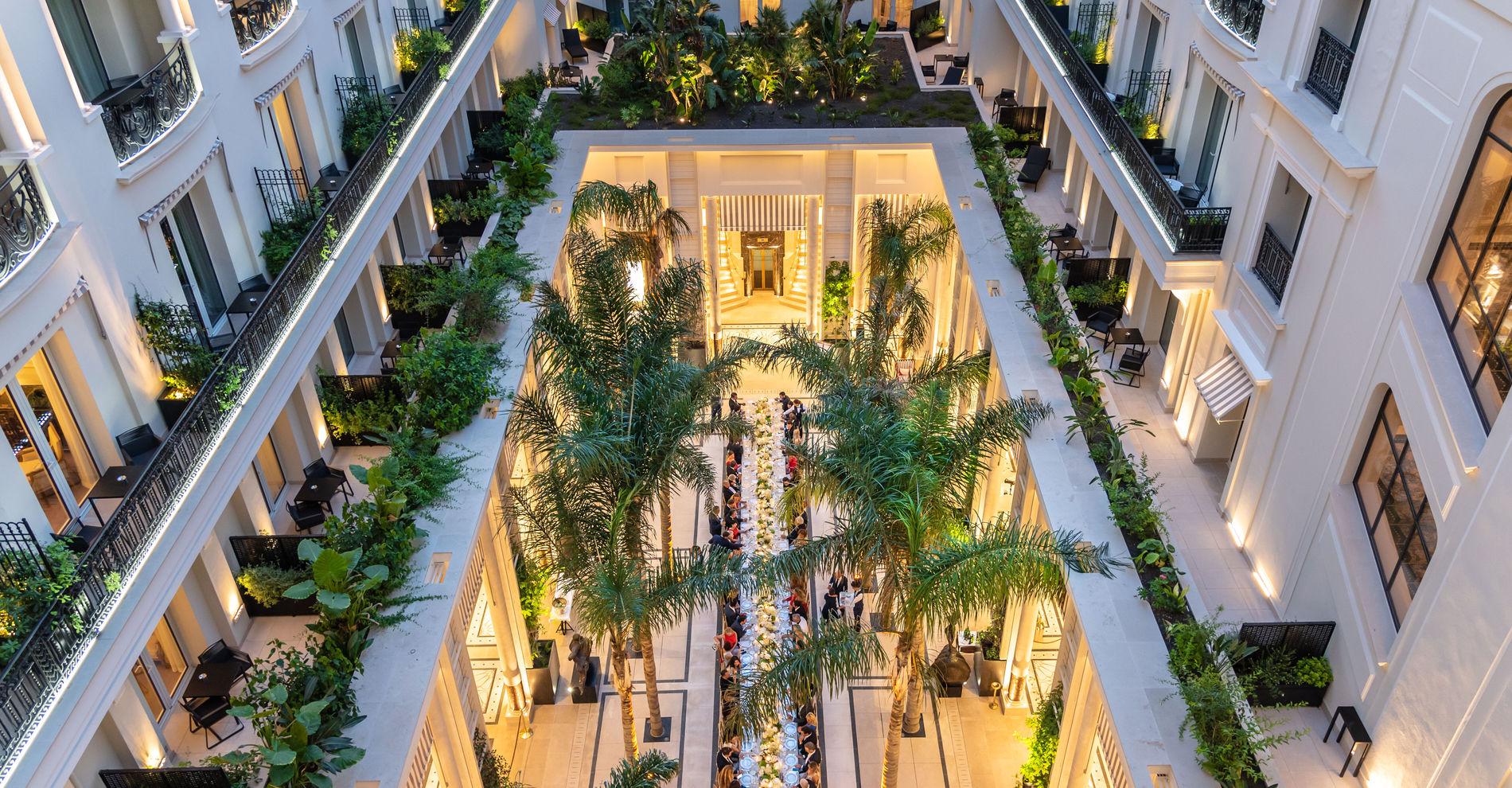 Hôtel de Paris - Evenement Spécial - 100ème Anniversaire de Bentley - 2019