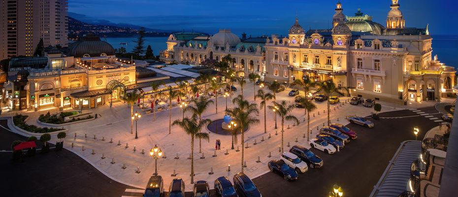 Place du Casino 2020 Monaco