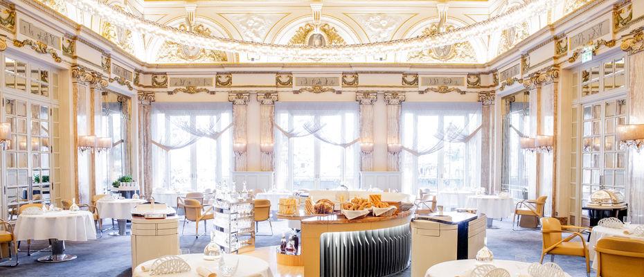 Hôtel de Paris - Restaurant Le Louis XV - Alain Ducasse