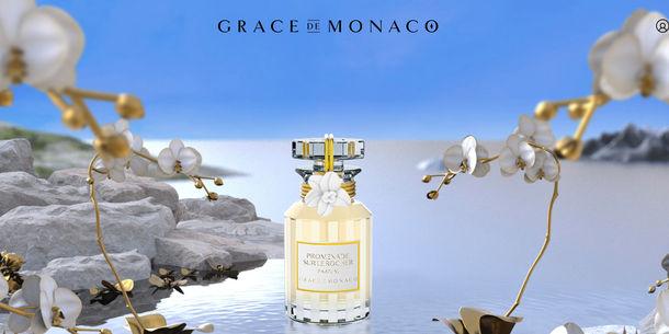 Grace de Monaco, un parfum intemporel