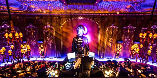 Buddha Bar - Evénement Privé