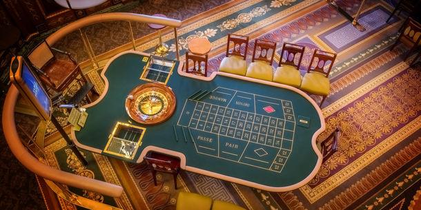 Casino de Monte-Carlo - Salon Européen