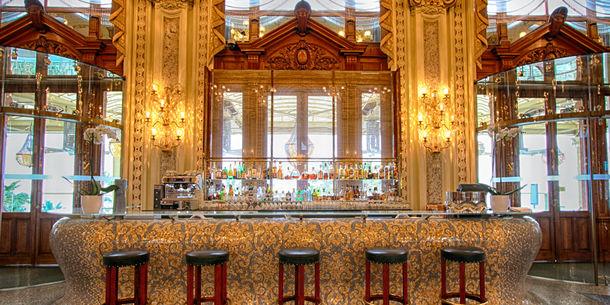 Casino de Monte-Carlo - Salle Blanche